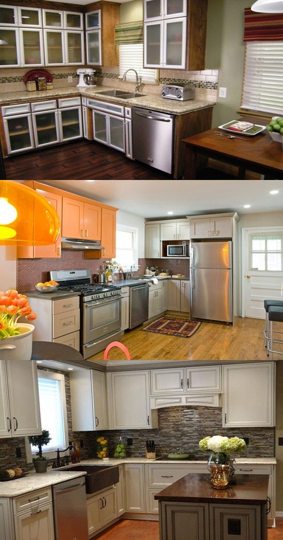 Designs Of Kitchens In Interior Designing Wonderful Space- Saving Ideas For Small Kitchens