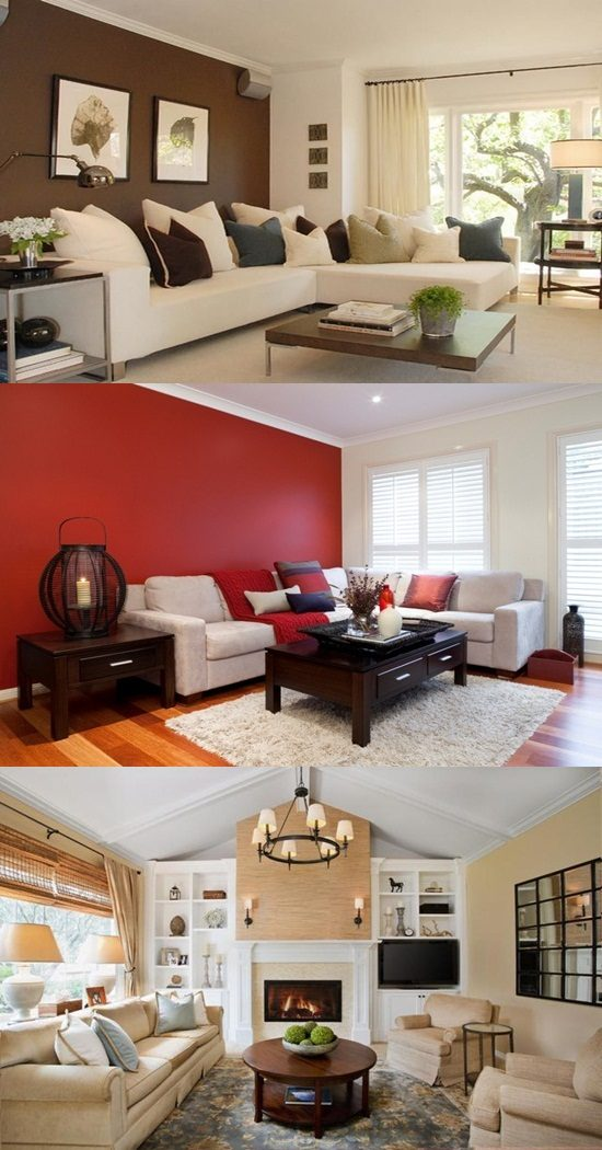 Different Ideas For Living Room Colors Interior Design