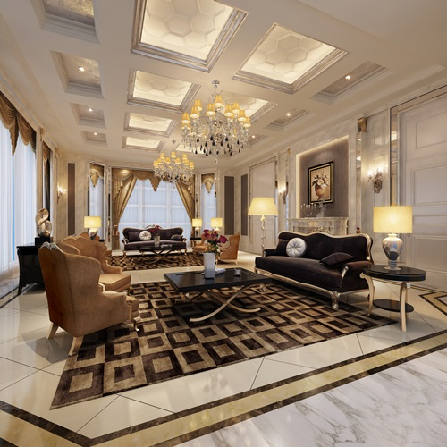 Decorating Ideas Elegant Living Rooms: Elegant Living Room Design Ideas