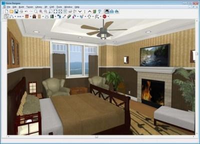 New Room – 3D Software Program - Interior design