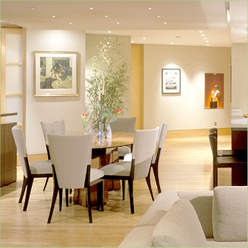 Contemporary Dining Room Sets Decorating Tips And Ideas - Dining Room Decoration Modern