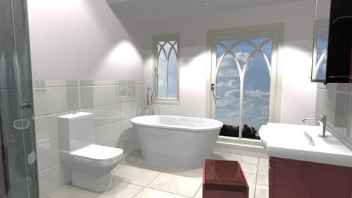 European Bathroom Design Ngopo European Bathroom Design