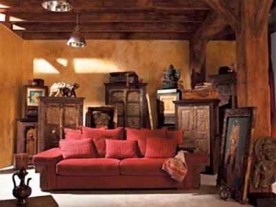 Indian Style Interior Design Ideas - Interior design