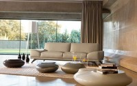 Luxurious Modern Living Room Curtain Design - Interior design