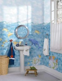 Designing Kids Bathroom  Colors and Themes - Interior design