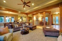 Living Room Lighting Options - Interior design