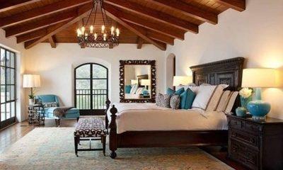 Mediterranean Bedroom Interior Design Styles - Interior design