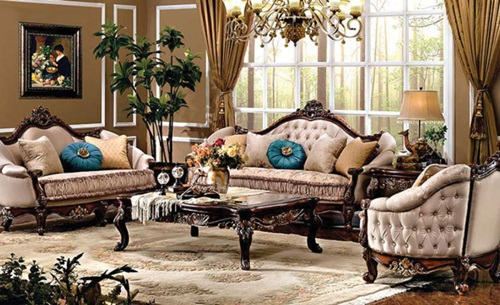 Victorian Living Room Curtain Ideas u2013 Victorian Style - Interior - victorian living room furniture