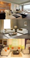 Ways to Design Your Living Room - Simple Furniture
