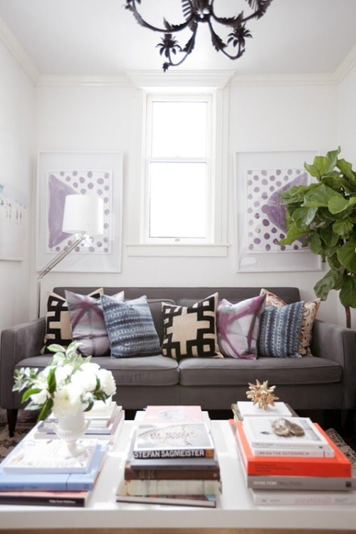 Clever Tips for Small Living Rooms  Interior design