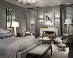 Gorgeous Ideas for Small Bedrooms -The Correct Choice of Colors, Mirrors, and Lighting