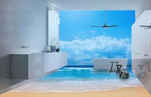 Breathtaking and Cool Blue Bathroom Design Ideas - Interior design - blue bathroom ideas