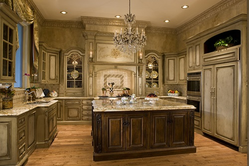 Classic French Kitchen Design Ideas on Budget - Interior design - french kitchen design