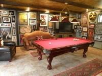 Cool Billiard Room Design Ideas - Interior design