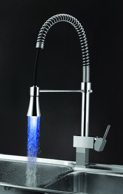 Designer Kitchen Faucets Innovative Kitchen Sink And Faucet Designs For Modern