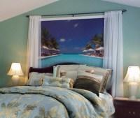 Tropical Theme Bedroom Decorating Ideas - Interior design
