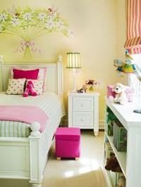 Cute Toddler Girl Bedroom Decorating Ideas - Interior design