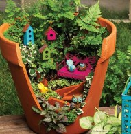 Incredible Ideas to Decorate Your Home and Garden with Terra Cotta Pots