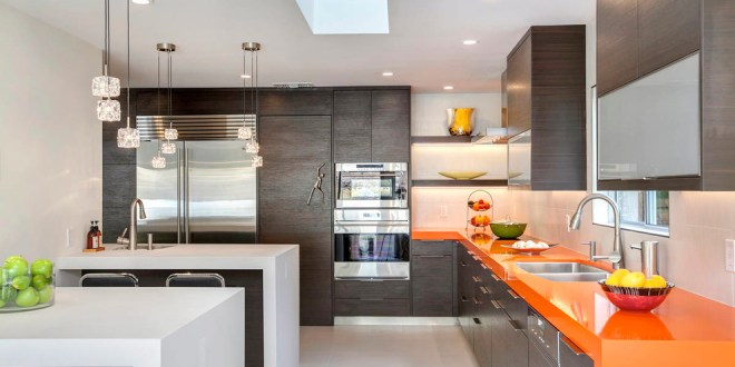 A brief guide to design a stylish kitchen on budget by for Stylish kitchens on a budget