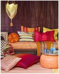 Moroccan style | Interior design-awe