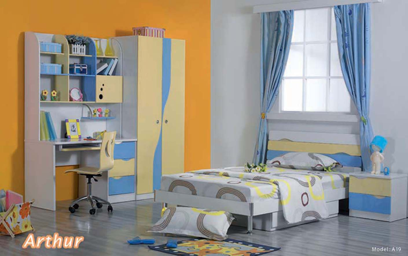 Slaapkamer Kind How To Design A Kids Bedroom Interior Designing Ideas