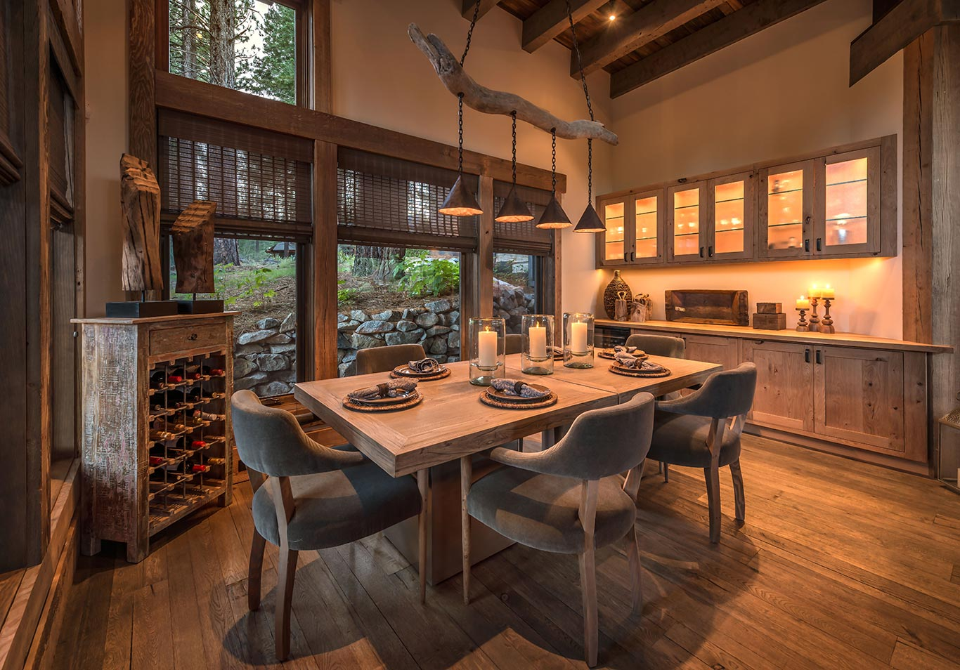 Rustikales Esszimmer Gestalten : Esszimmer rustikal gestalten wohnzimmer rustikal modern