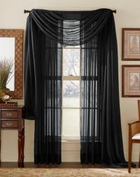 Sheer curtains - Interior Design Explained