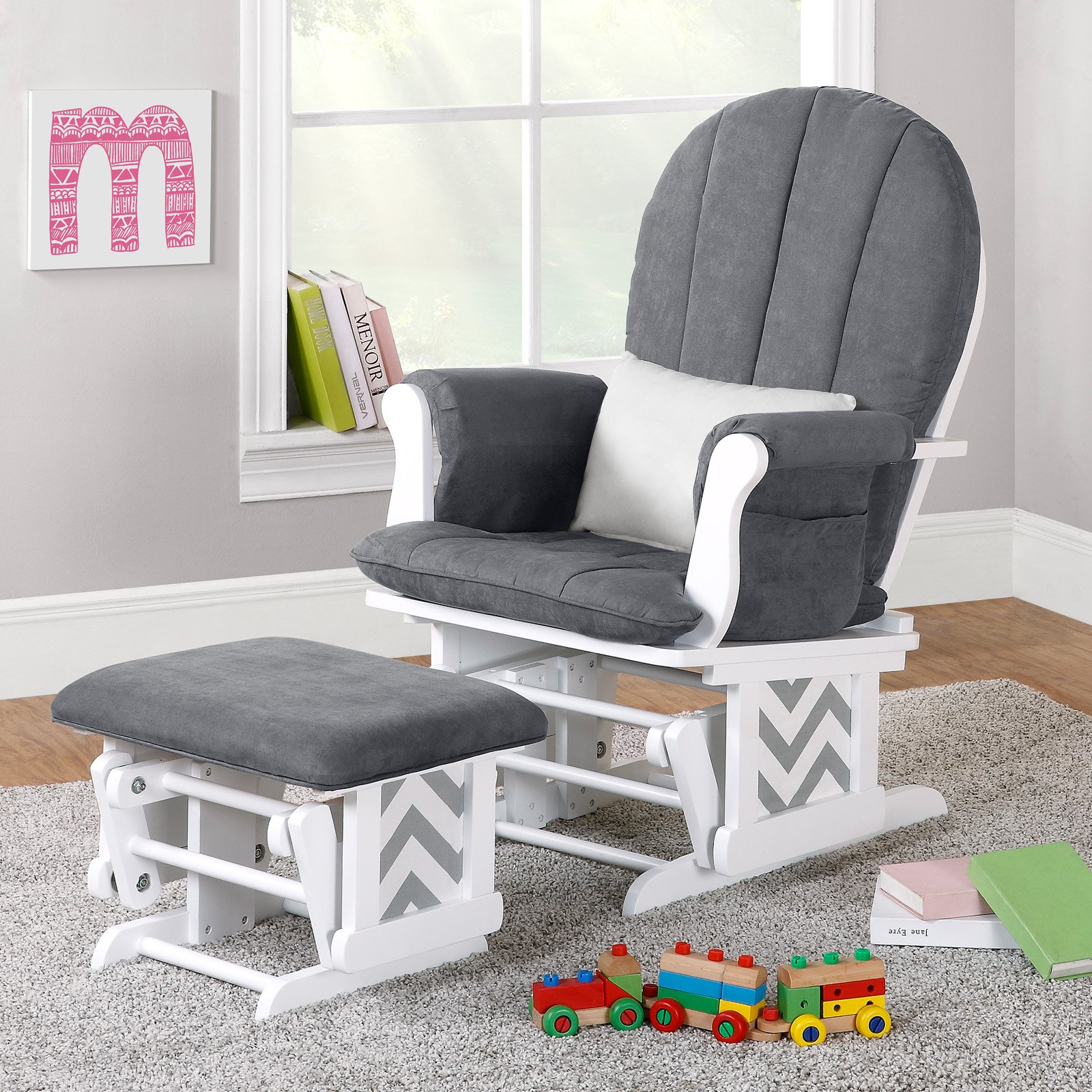 Baby Nursing Chair How To Decorate Babies And Moms Heaven Interior Design