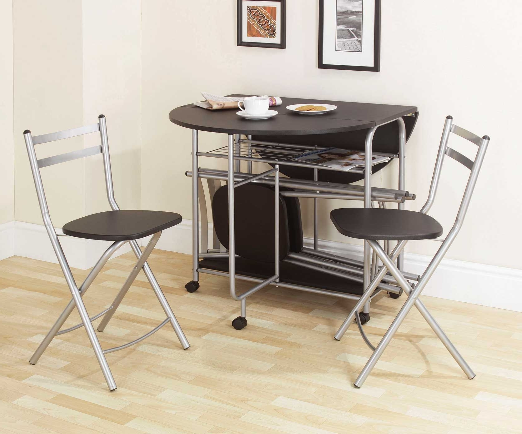 Cheap Kitchen Tables For Small Spaces Interesting Folding Tables For Small Spaces Interior Design Paradise