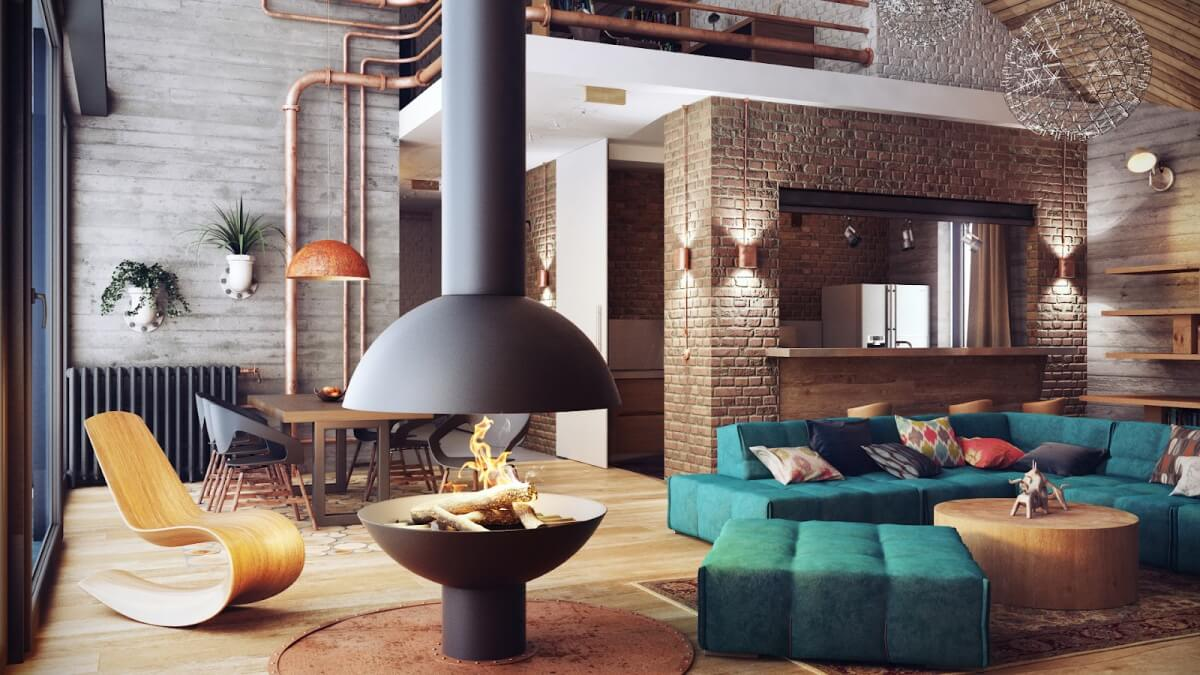 Urban Living Room Decor Which Living Room Style Would You Pick Pick Elegance Industrial