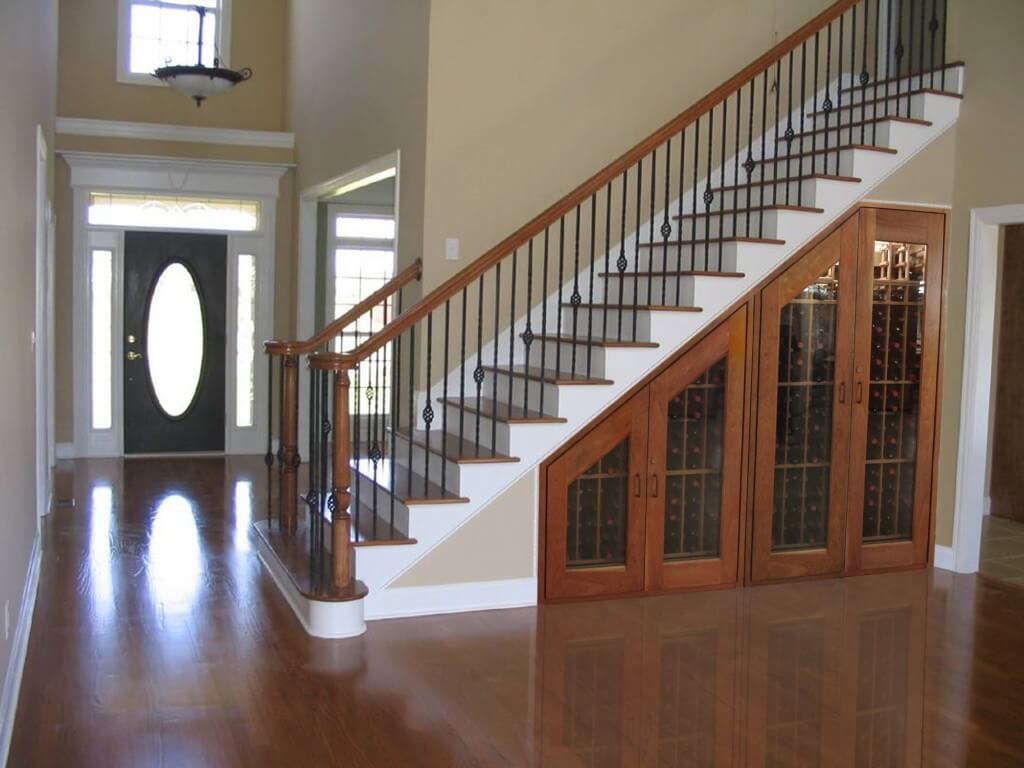 Interior Staircase Designs Ten Ideas How To Make The Most Of The Space Under The