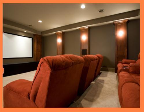 Top Media Room Colors