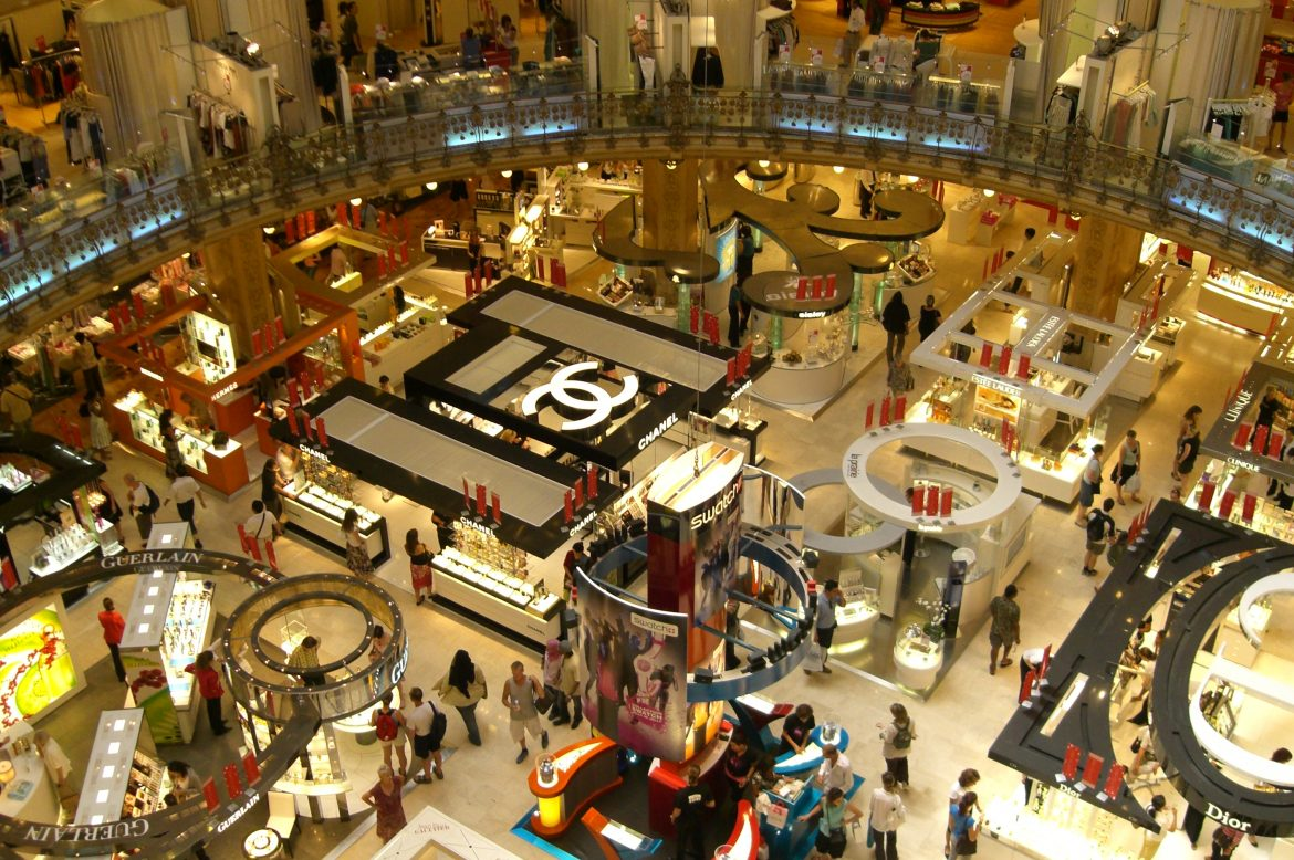 top shopping places in paris france ltt