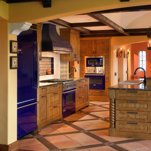 Amazing south western kitchen interior ideas you need to see - Western kitchen ideas ...