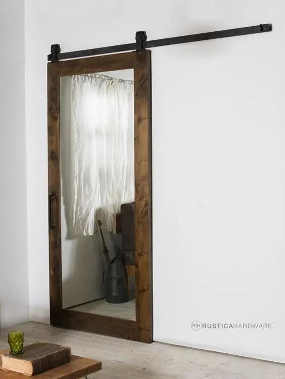 56 Modelos de puertas corredizas ideales para espacios pequeños