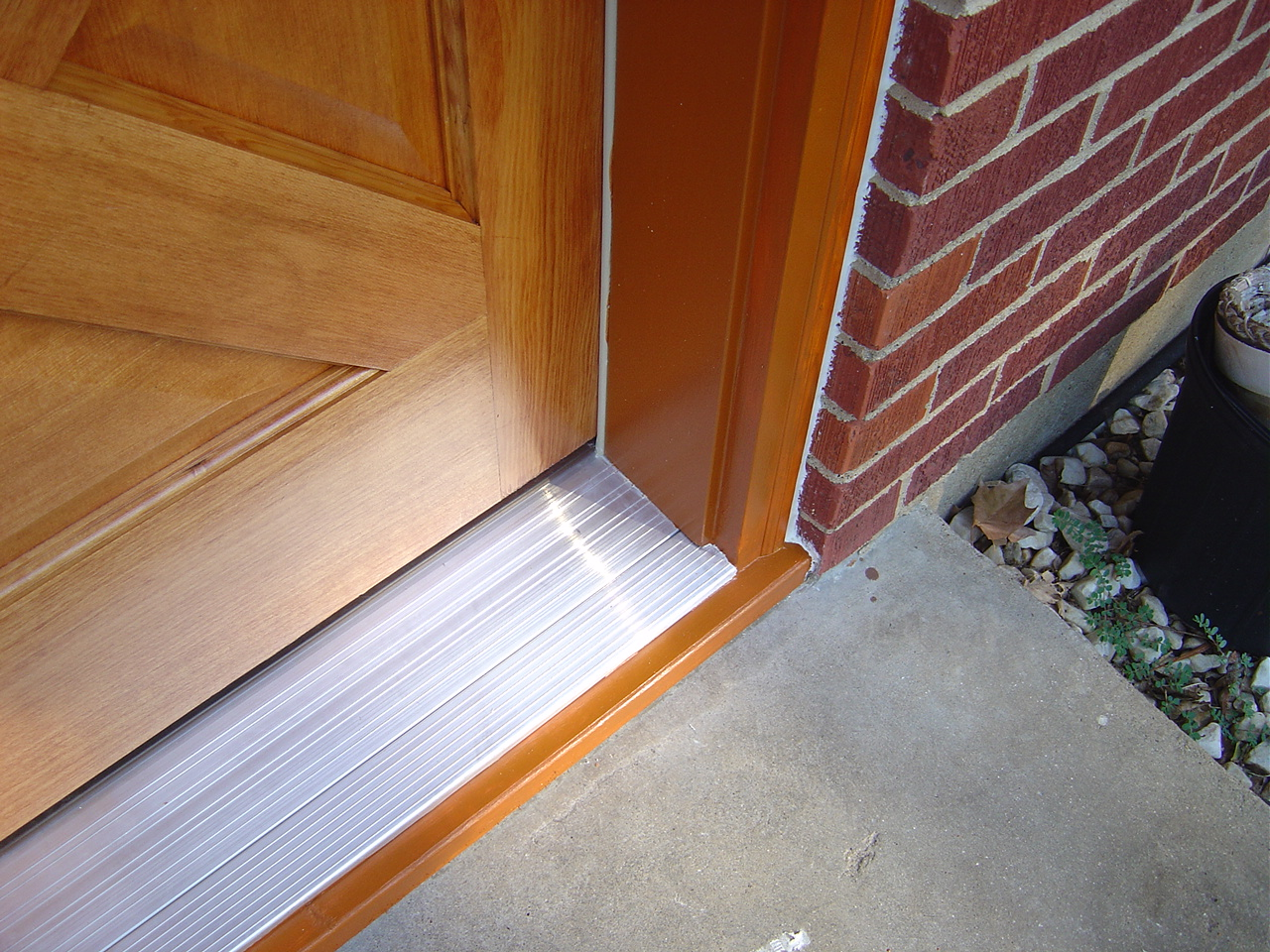Oak Exterior Door Sill The Home Of Diy How To Install