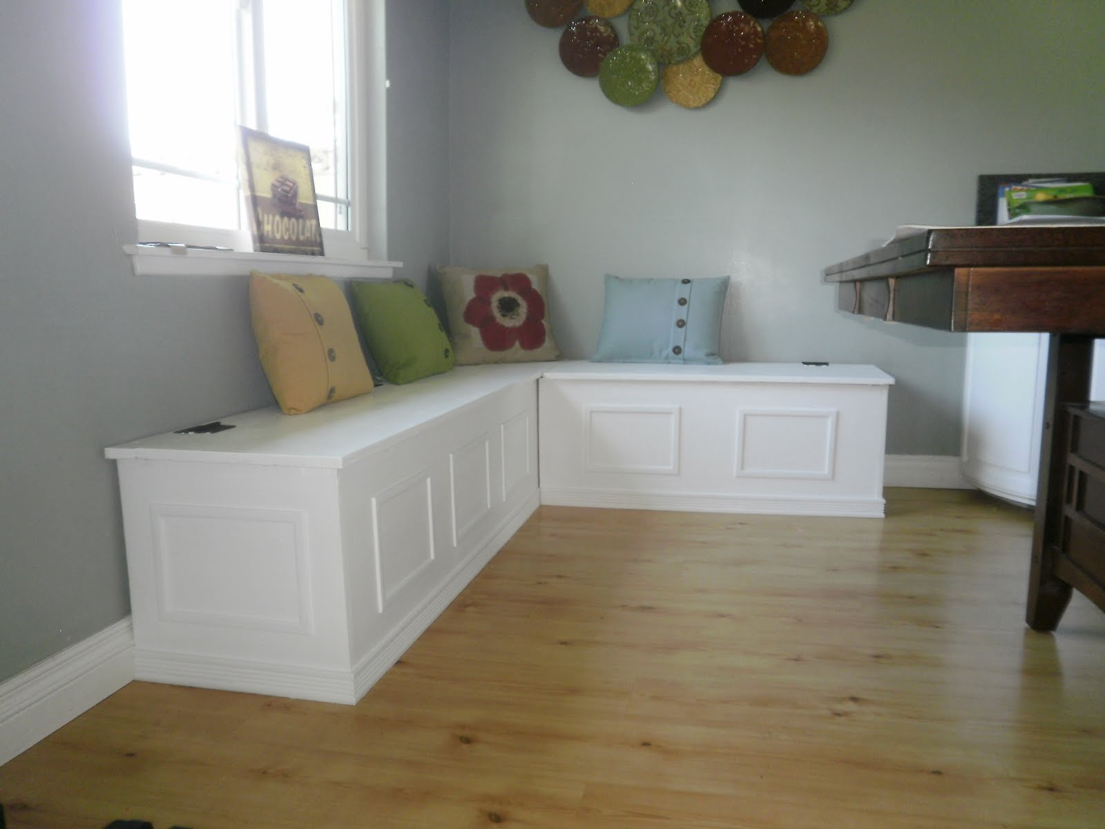 Banquette Bench With Storage Kitchen Benches With Storage