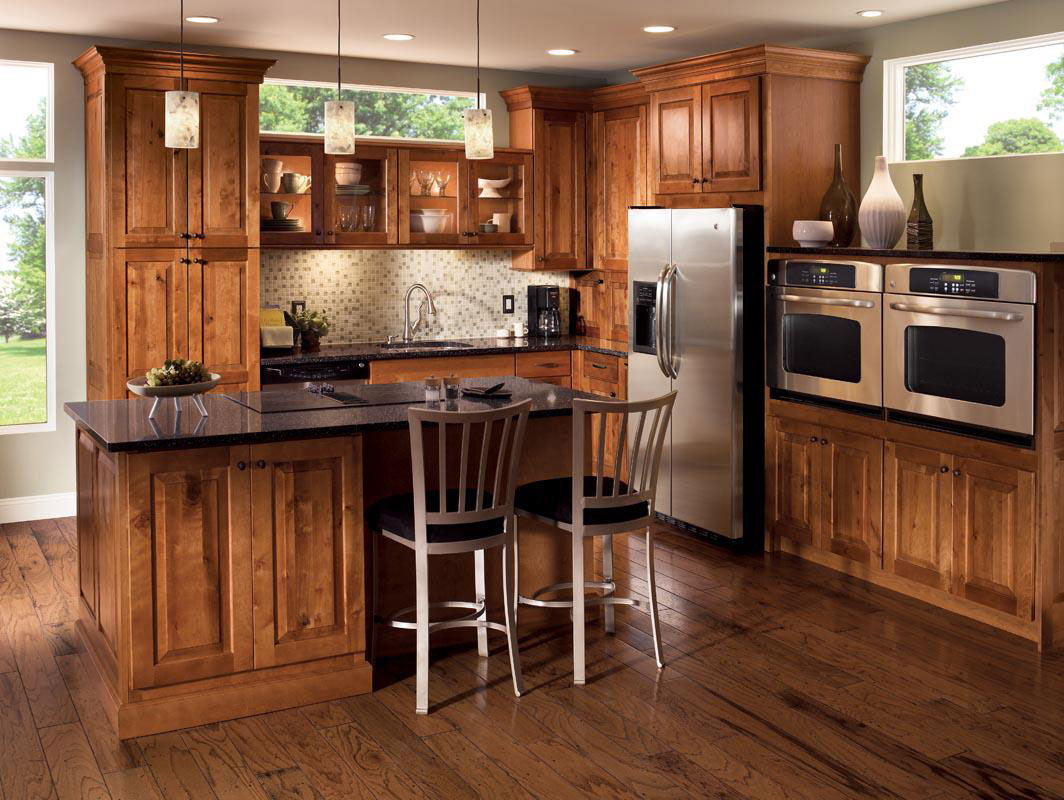 Rustic Country Kitchen Design ☆▻ kitchen design : proactive country kitchen designs best