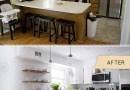 10 Фантастичних перетворень кухні після ремонту квартири