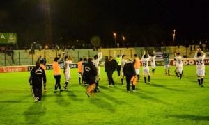 San Martin Formosa 1-1 Lanus (Prensa Copa Argentina)