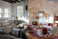 Homey Farmhouse Living Room Designs To Steal