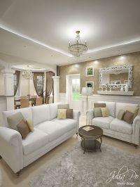 25 Impressive Beige Living Room Designs | Interior God