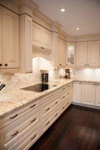 23 Elegant Cream Kitchen Cabinets To Get Inspiration ...