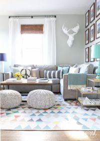 21 Inspiring Spring Living Room Design Ideas