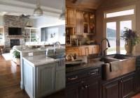 25 Impressive Kitchen Island With Sink Design Ideas ...