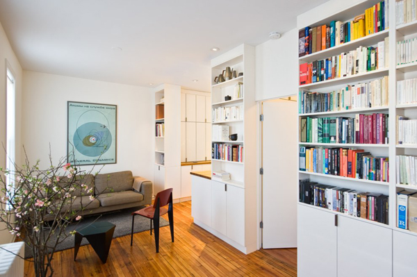 Kleine Apartments Remodel Project: Small Apartment In New York
