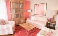 10 Amazing Pink Living Room Interior Design Ideas - https ...