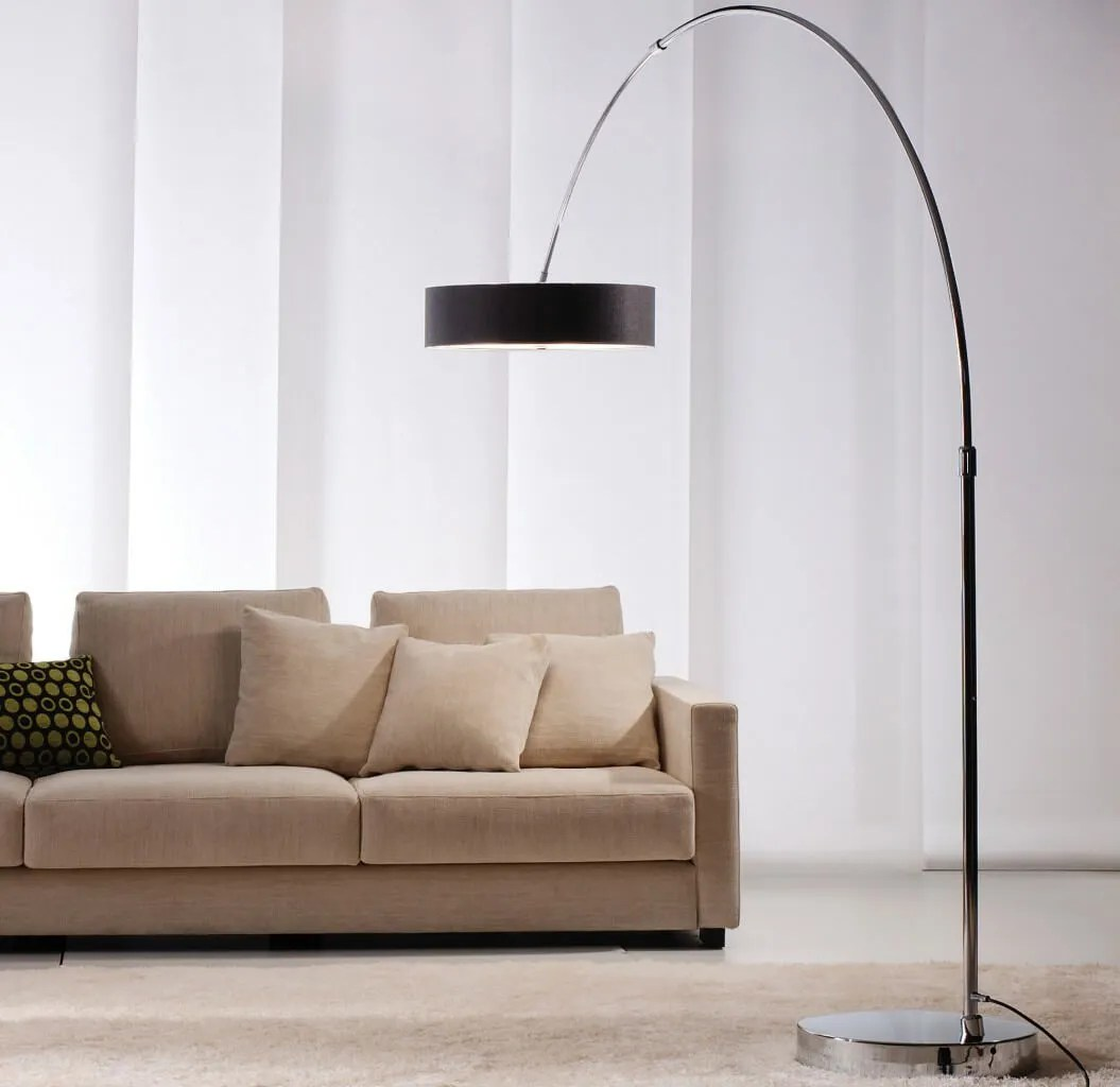 Arc Floor Lamp Black Shade 8 Contemporary Arc Floor Lamp Designs As A Perfect