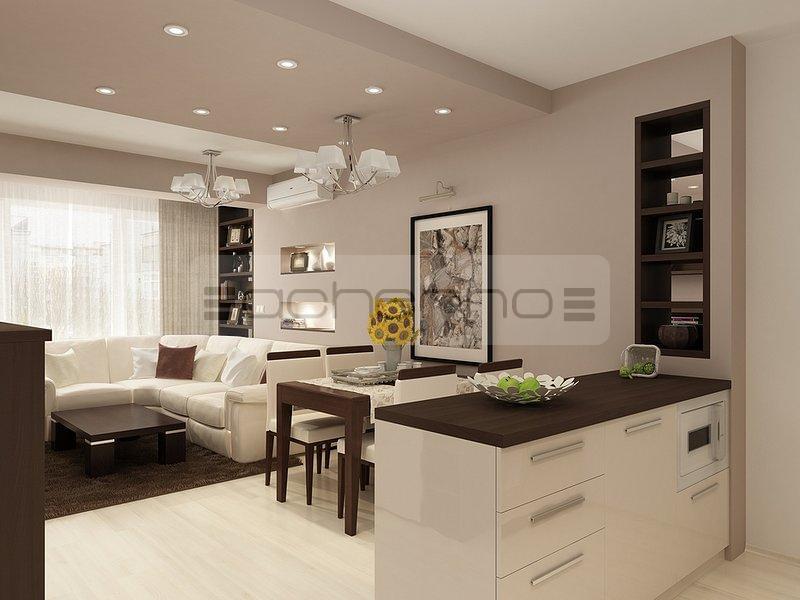 Acherno - Wohnideen Küche und Esszimmer - 3 aus - inneneinrichtungsideen wohnzimmer kuche