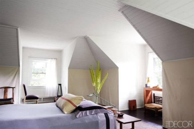 Las formas de los espacio interiores son la consecuencia de la naturaleza del edificio.